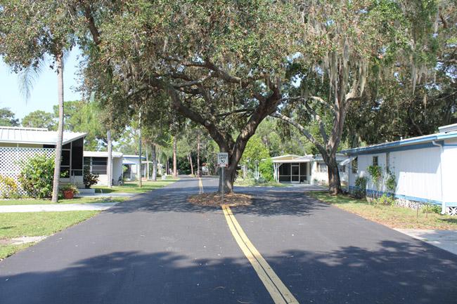 Oak Grove Park | Oak Grove Mobile Home & RV Park