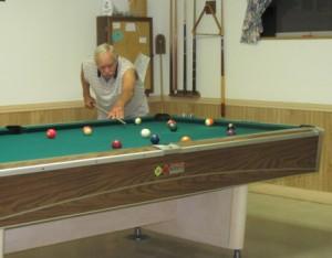 Dick - Pool Tournament Champion (2012)