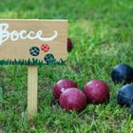 Let's Play Bocce