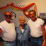 Irv, Sharon & Lou