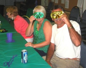 Judy, Sharon & Louie