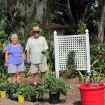 Carlene & George Adding New Plants